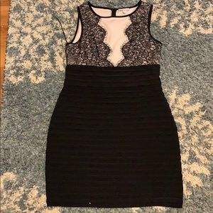 Tight fitted formal dress from Dress Barn!!